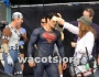 CLOSE-UP PICS OF NEW SUPERMAN COSTUME